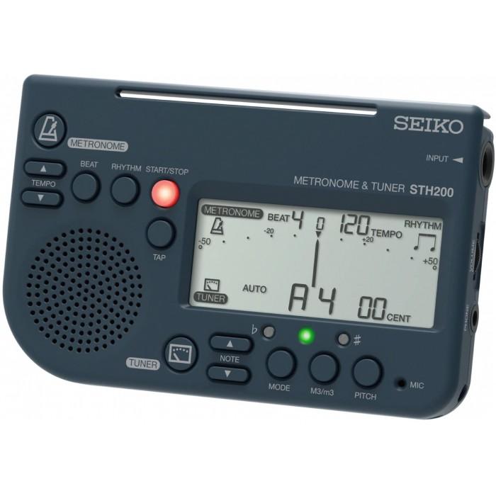 Seiko STH200B accordeur chromatique / métronome