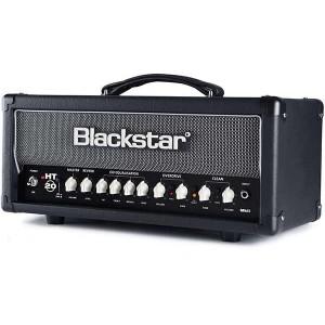 Blackstar HT20RH MKII 20-watt Tête d'ampli à lampe avec reverb