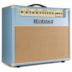 Blackstar HT Club 40 MkII Black and Blue Edition - ampli de guitare électrique