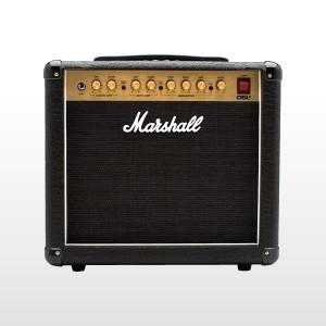 "Marshall DSL5CR 1x10"" 5W Ampli de Guitare Combo"