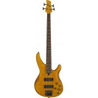 Yamaha TRBX604FM basse 4 cordes - Matte Amber