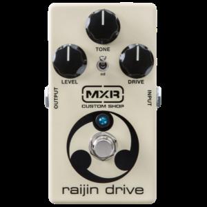 MXR CSP037 Raijin Drive - pédale overdrive et distorsion