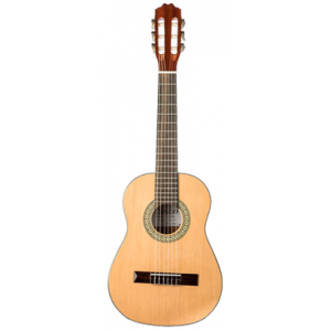 Denver Guitare classique - Format 1/2 - Naturel