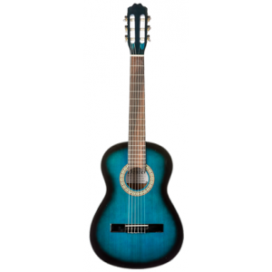 DENVER - Guitare classique format 3/4 - bleu
