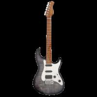 SIRE guitare électrique Larry Carlton - Noir transparent