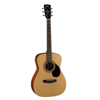 Cort AF510-OP Grand Concert Guitare Acoustique - fini Open Pore