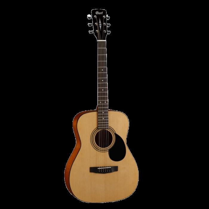Cort AF510-OP Grand Concert Guitare Acoustique - fini Open Pore