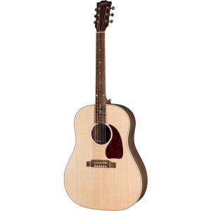 Gibson G-45 Standard Walnut Antique Natural - guitare acoustique électrique