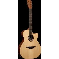 LÂG Tramontane T70ACE guitare folk acoustique électrique