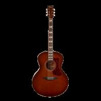 Norman ST30 Mini-Jumbo Havana Burst Element 048557 - guitare acoustique électrique