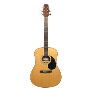 Segovia D07EQT-G-N guitare acoustique-électrique