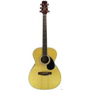 Segovia F07EQT-G-N guitare acoustique-électrique folk
