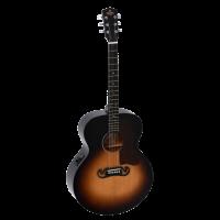 SIGMA GJM-SGE guitare acoustique électrique Grand Jumbo