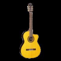 Takamine GC5CE-NAT guitare acoustique électrique - Naturel