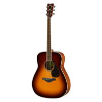 Yamaha FG820 Brown Sunburst guitare acoustique