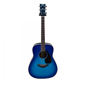 Yamaha FG820 Sunset Blue guitare acoustique
