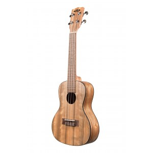 Kala KA-PWC Pacific Walnut Series Ukulele concert - Satin Natural
