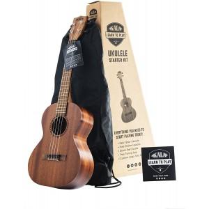 KALA-LTP-T ukulele ténor avec kit de départ