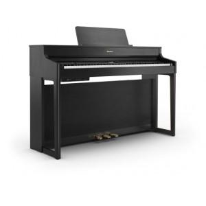 Roland HP702 piano numérique avec banc et meuble - Noir Anthracite