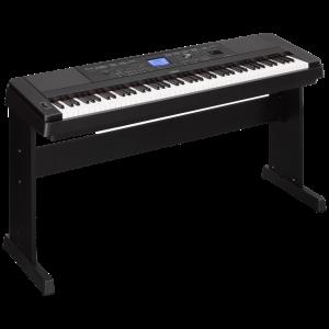 Yamaha DGX660 piano numérique - noir