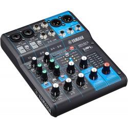 Yamaha MG06X Console de mixage 6 canaux