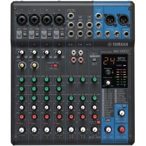 Yamaha MG10XU console de mixage 10 canaux avec effets