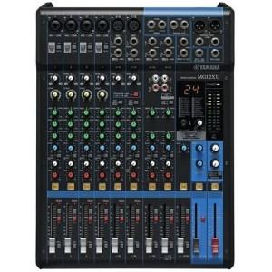 Yamaha MG12XU console de mixage 12 canaux avec effets