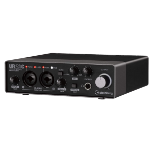 Steinberg Interface audio USB 2 entrées/2 sorties UR22C