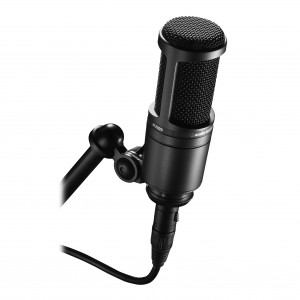 Audio-Technica AT2020 Microphone à condensateur cardioïde