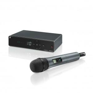 Sennheiser XSW 1-835 Ensemble micro vocal sans-fil - e835 Dynamic Microphone - Band A (548-572 MHz)
