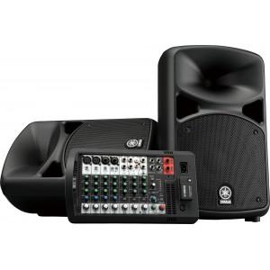 Yamaha Stagepas 600BT système de son portatif