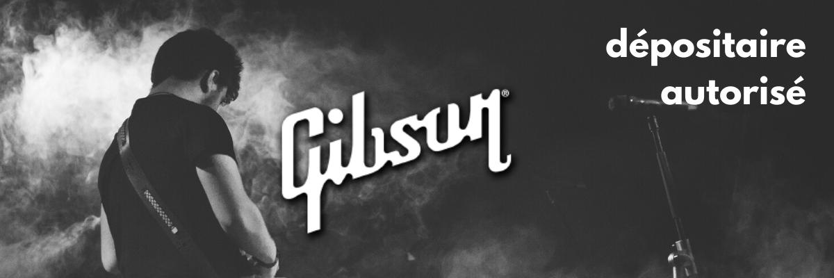 Dépositaire autorisé Gibson